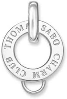 Thomas Sabo Berlockögla Äkta Silver Charm Club