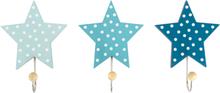Jabadabado, Krokar stjärna blå