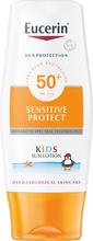 Eucerin Sun Sensitive Protect Kids Lotion SPF 50+ 150 ml