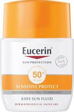 Eucerin Sun Sensitive Protect Kids Fluid SPF 50+ 50 ml