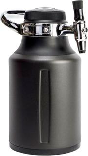 GrowlerWerks uKeg Go tungsten 1,9 liter