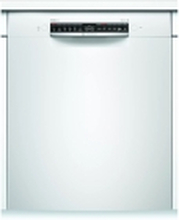 BOSCH SMU6ZCW00S / Home Connect / Zeolith®-tørring / Silence Plus 42 dB(A) / Auto Program /