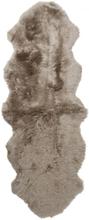 Gently långhårigt fårskinn 2-set - 180x60 cm - Beige