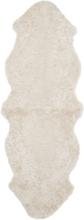 Curly fårskinn - 180x60 cm - Beige