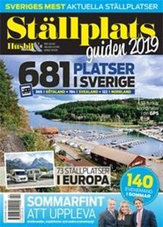 Tidningen Husbil & Husvagn 3 nummer
