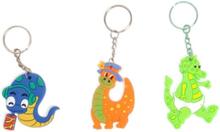 Keychain-Dino
