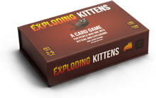Exploding Kittens - 1st Limited Edition, Meowing Box