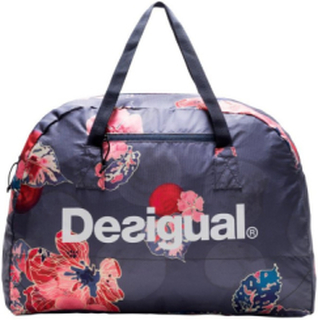 Desigual - unisex - Gym Bag - Packable Bag Scarlet Bloom |Desigual.com - Packable Gym Bag Scarlet Bloom - Size U