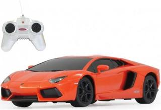 Rastar - Radiostyrd Bil Lamborghini Aventador - Skala 1:24
