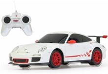Rastar - Radiostyrd Bil Porsche Gt3 Rs - Vit Skala 1:24
