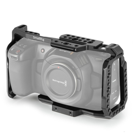 SmallRig bmpcc 4k Cage DSLR Camera Blackmagic Pocket 4k for Blackmagic Pocket Cinema Camera 4K BMPCC 4K 2203