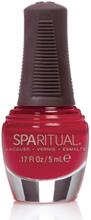 Sparituals Neglelak Mini Rød 880011 (5 ml)