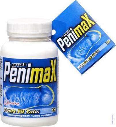 PeniMax Powiększenie Penisa Rewelacyjne Tabletki 60tab.   100% DYSKRECJI   BEZPIECZNE ZAKUPY