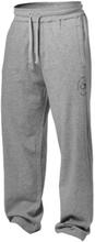 Gasp Sweatpants Greymelange - Treningsbukse