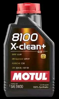 MOTUL Moottoriöljy