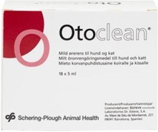 Otoclean Öronrengöring 5 ml 18 st