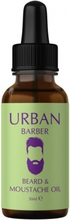 Lanza Urban Barber Beard & Moustache Oil 50ml