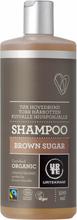 Urtekram Brown Sugar Shampoo Kuivalle Hiuspohjalle 500 ml