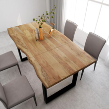 Spisebord 180x90x76 cm heltre akasie