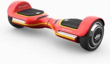 ClassyWalk® 2 Hoverboard rød/gul