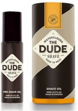 Waterclouds The Dude Shave Oil 50ml