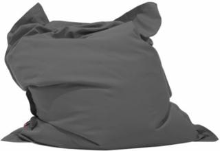 Sækkestol Mørkegrå BELIANI
