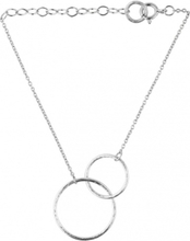 Pernille Corydon - Double Plain Armbånd - Sølv