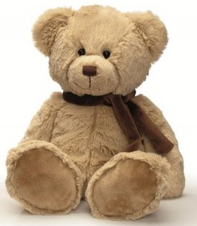 Teddykompaniet, Teddy Eddie, Stor 34 cm