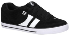 Globe Encore-2 Skate Shoes black/white 11.0 US
