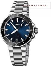 Oris Aquis Ladies 73377314135MB - BEGAGNAD (9/10)