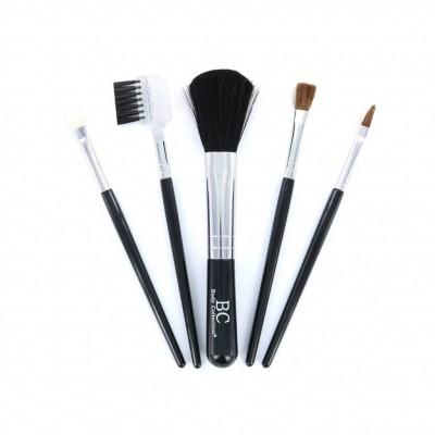 Body Collection Makeup Brush Set 5 kpl