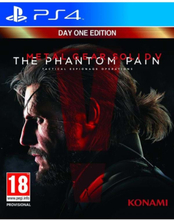Metal Gear Solid V: The Phantom Pain - Sony PlayStation 4 - Action