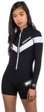 GlideSoul 2mm Spring Front Zip Wetsuit black/white XS