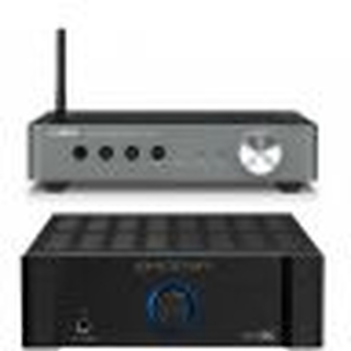 WXC-50 + Emotiva BasX A-100 stereopaket