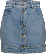 6acd4287 Denim Hybrid Skirt