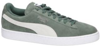 Suede Classic Sneakers Women puma white Gr. 3.5 UK
