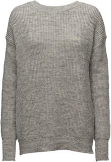 Vmelly L/S Deep V-Neck Knit Ga
