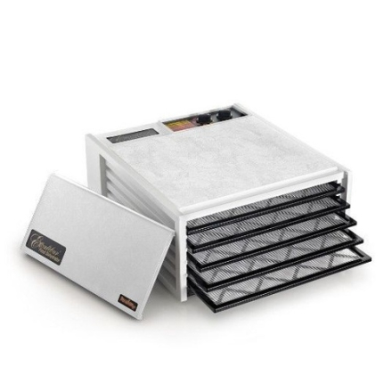 Excalibur EXD-5 hvid. 1 stk. på lager