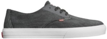 Globe Motley LYT Sneakers black knit/light grey 8.0 US