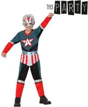 Kostume til børn Superhelt 10-12 år