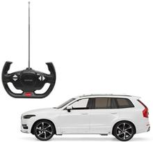 Rastar - Radiostyrd Bil Volvo Xc90 - Vit Skala 1:14