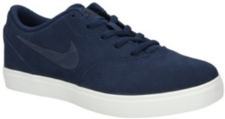 Nike SB Check Suede PS SKate Shoes Boys midnight na Gr. 1 US
