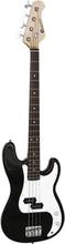 DiMavery P-Bass, Black