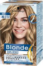 Blonde, Schwarzkopf Blondering & blekning