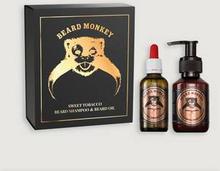 Beard Monkey Beard Monkey Giftset Grå