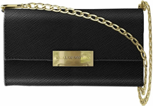 iDeal of Sweden iDeal Kensington Cross Body Clutch till iPhone 8/7/6 - Svart
