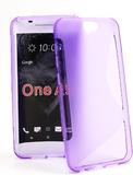 S-Line skal HTC One A9 (Lila)