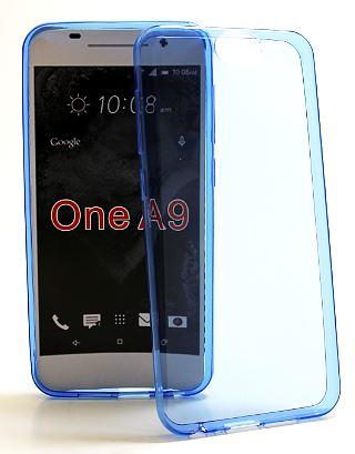 Ultra Thin TPU skal HTC One A9 (Blå)