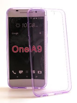 Ultra Thin TPU skal HTC One A9 (Lila)