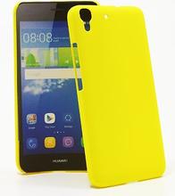 Hardcase skal Huawei Y6 (Gul)